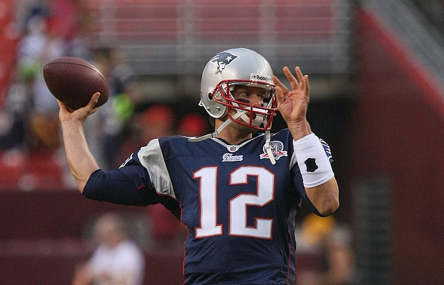 Tom Brady Week 7 Fantasy Football