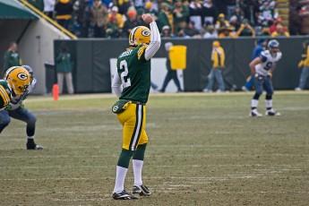 Mason Crosby Week 11 Fantasy Football Kicker