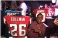 Tevin Coleman 2015 Fantasy Football